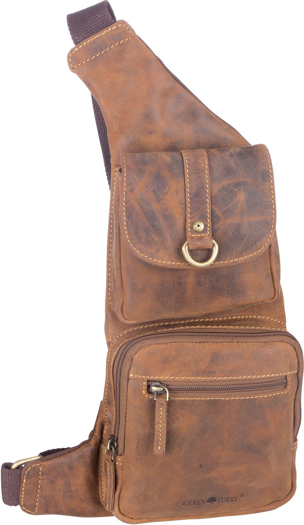 Rucksack / Daypack Vintage 1612 Brown
