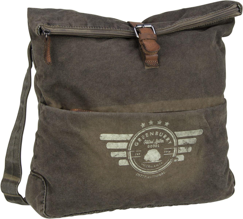 Umhängetasche Vintage Aviator 5905 Khaki