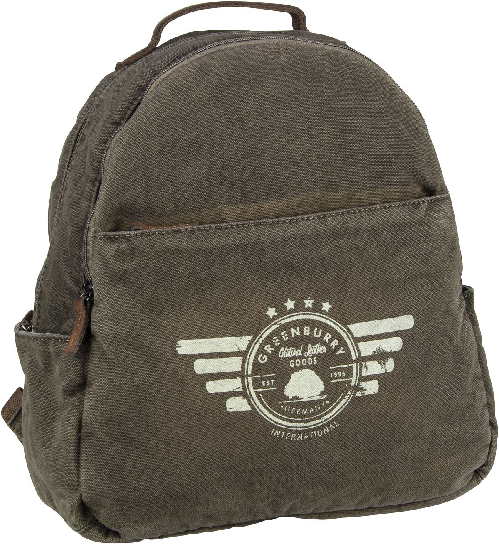 Rucksack / Daypack Vintage Aviator 5907 Khaki
