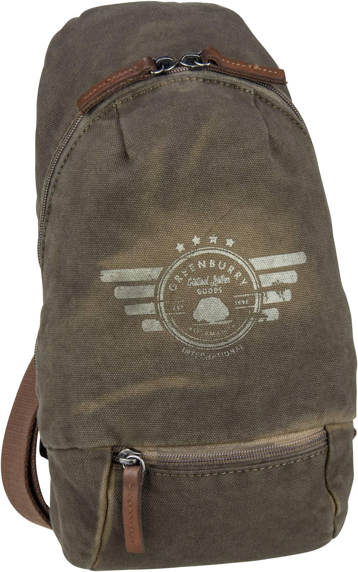 Rucksack / Daypack Vintage Aviator 5910 Khaki