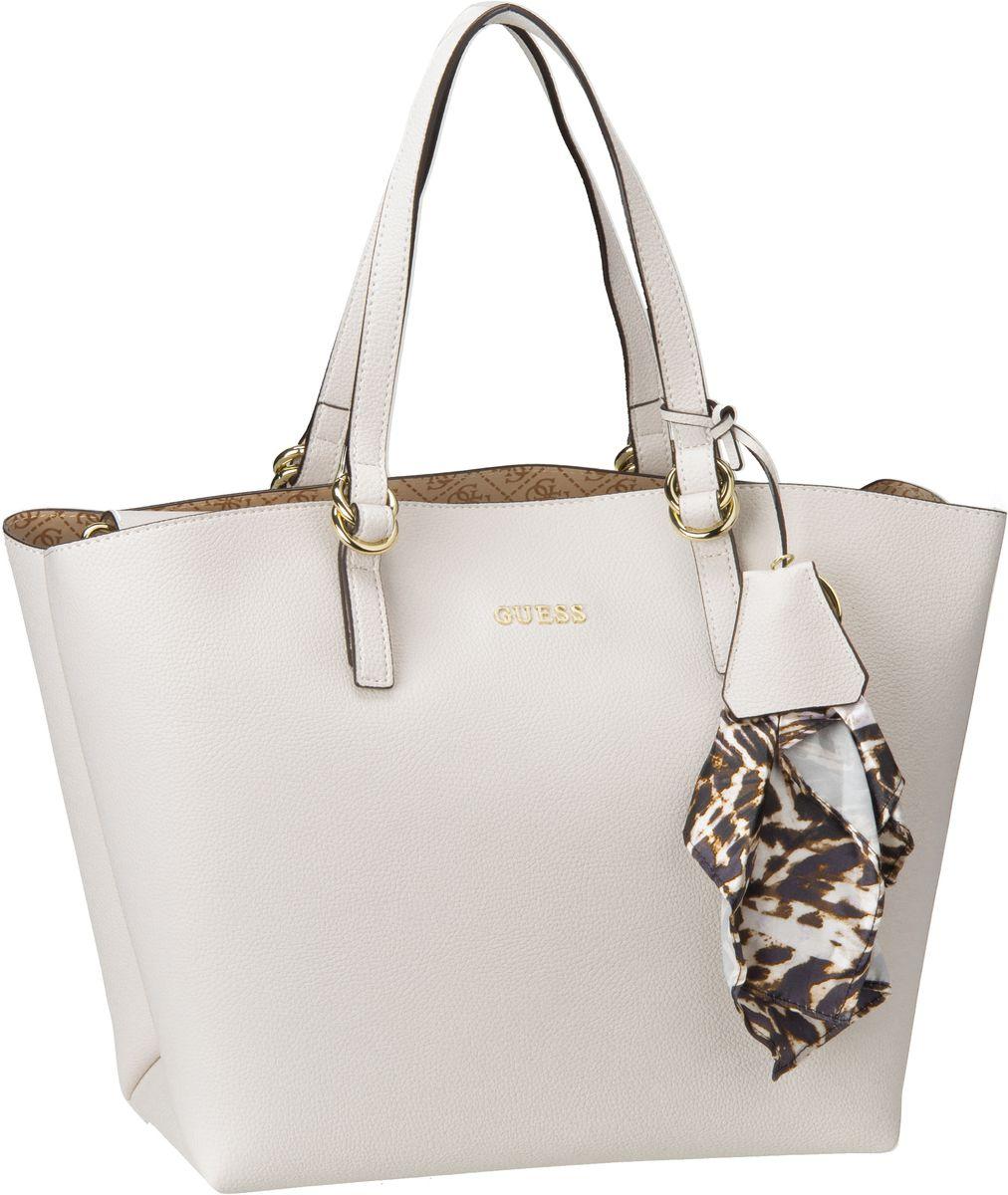 Guess Tulip Carryall White - Handtasche