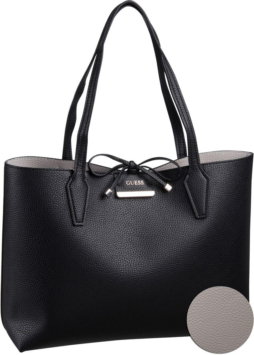 Handtasche Bobbi Inside Out Tote Black Stone (innen: Grau)