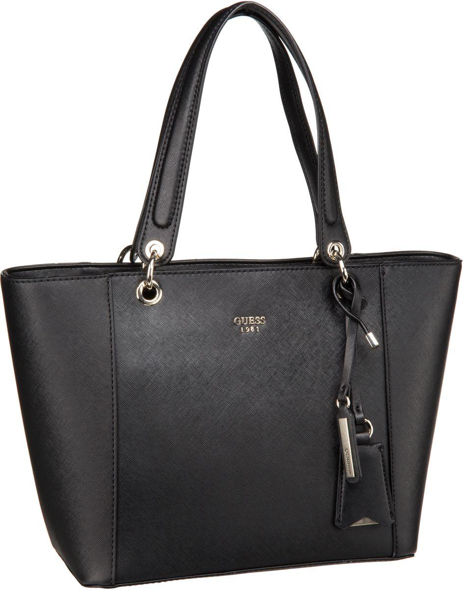 Handtasche Kamryn Tote Saffiano Black