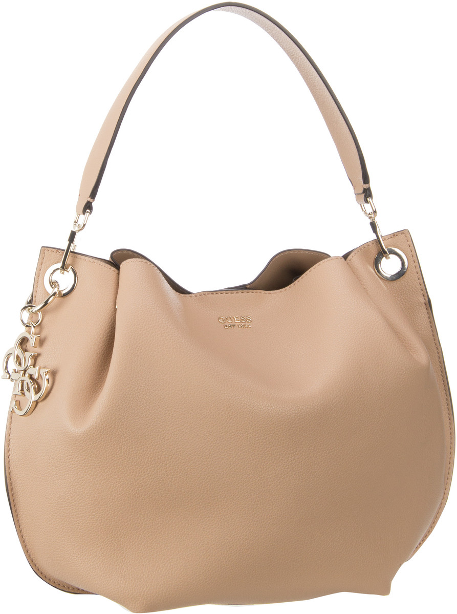 Handtasche Digital Hobo Tan