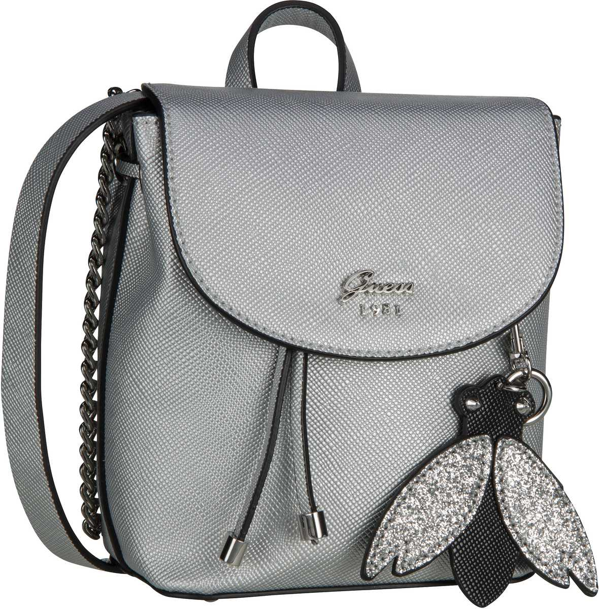 Handtasche Varsity Pop Mini-Bag Silver