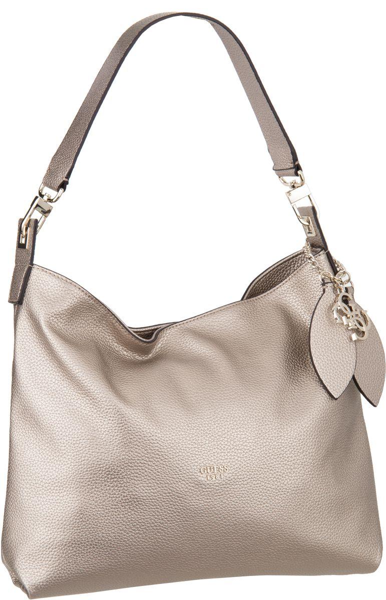 Handtasche Lou Lou Hobo Pale Bronze
