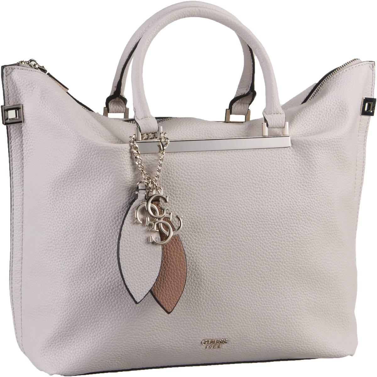 Handtasche Lou Lou Large Satchel Stone