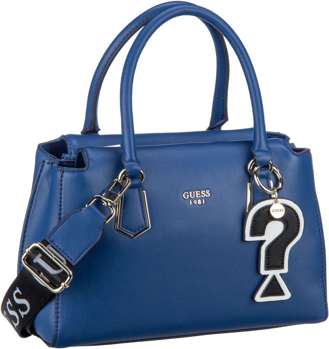 Handtasche Felix Small Girlfriend Satchel Blue