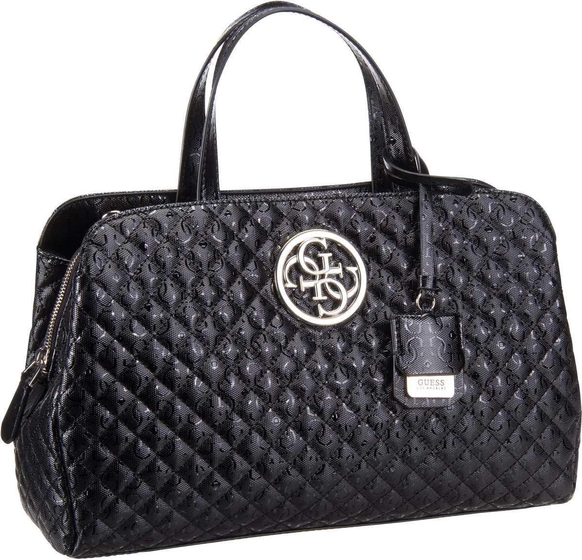 Handtasche Gioia Girlfriend Satchel Black