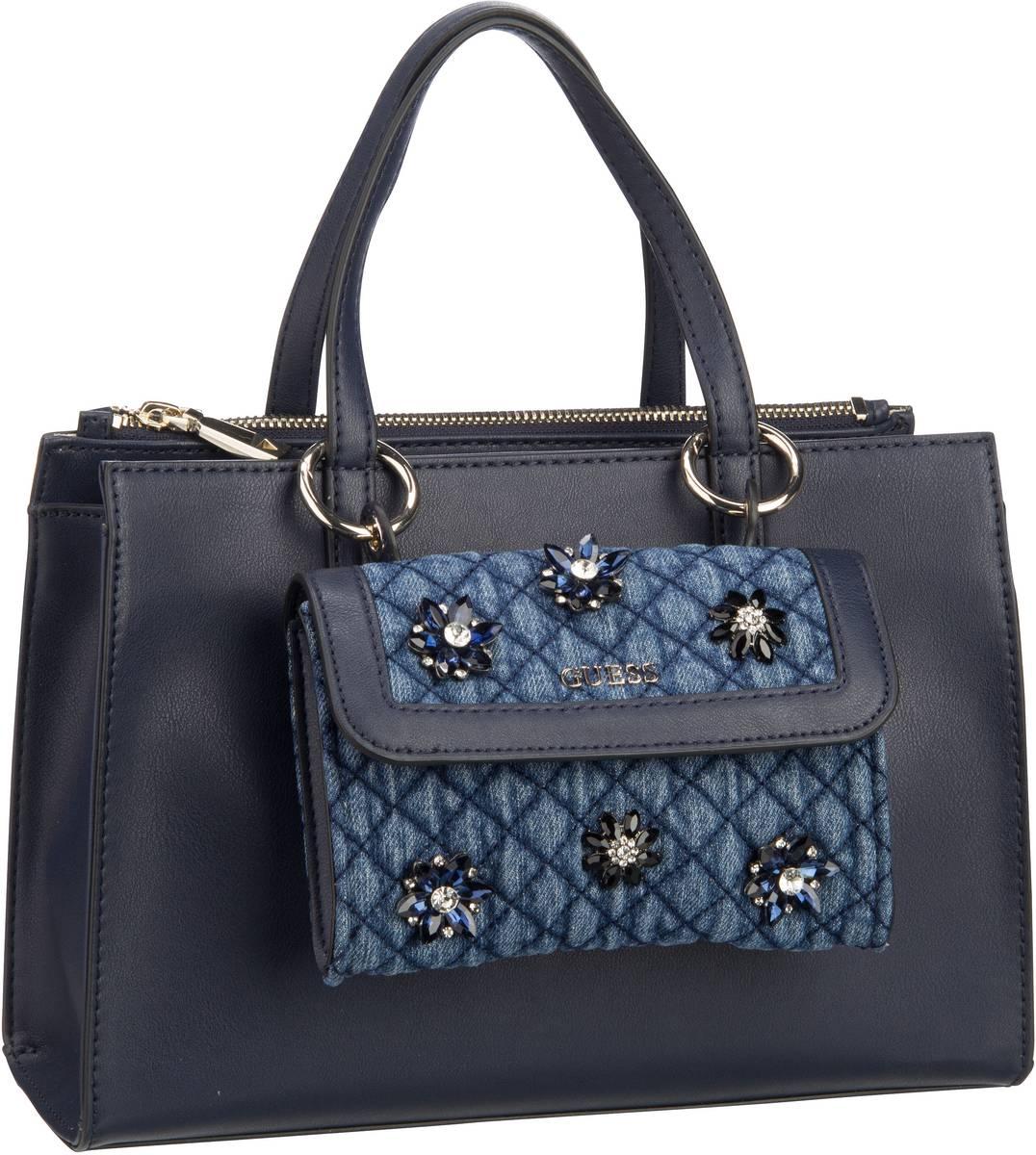 Handtasche Sienna 2in1 Society Satchel Patch Blue