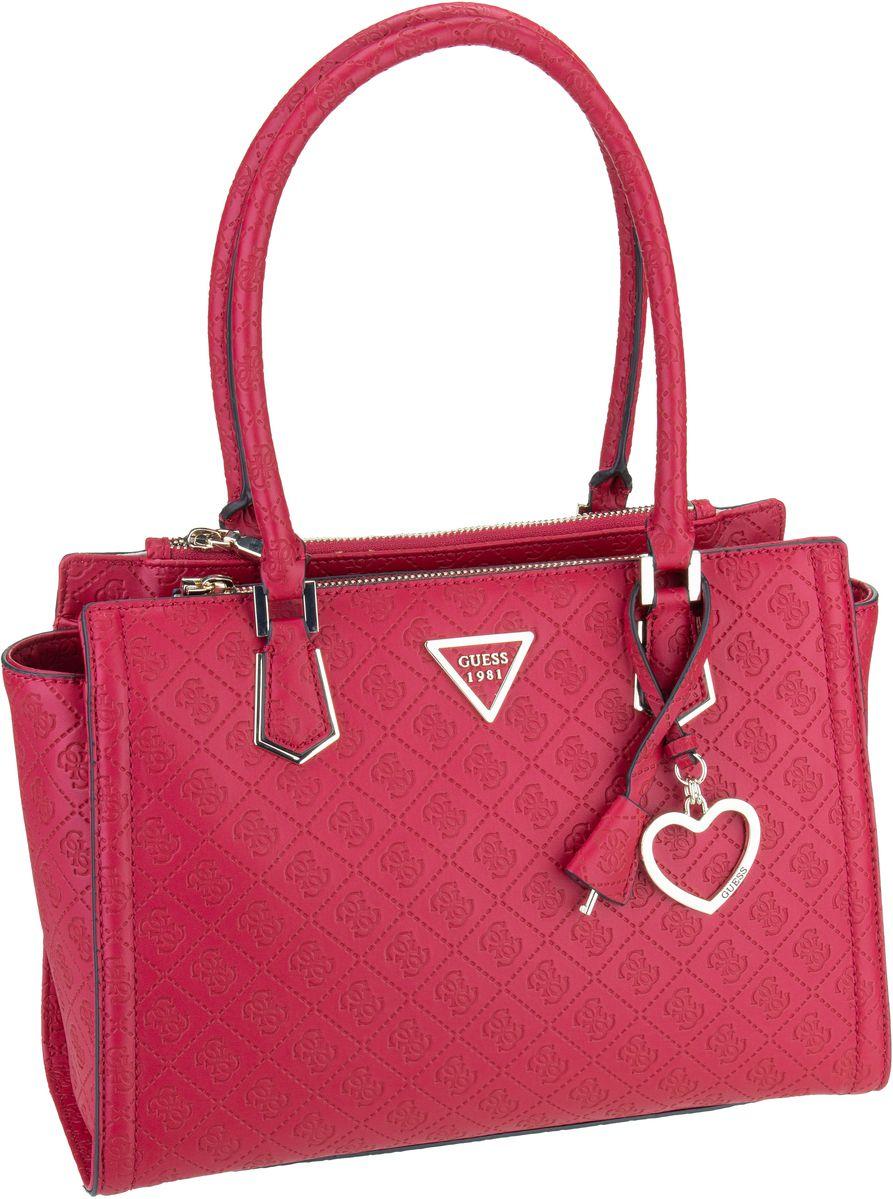 Handtasche Lyra Society Satchel Red