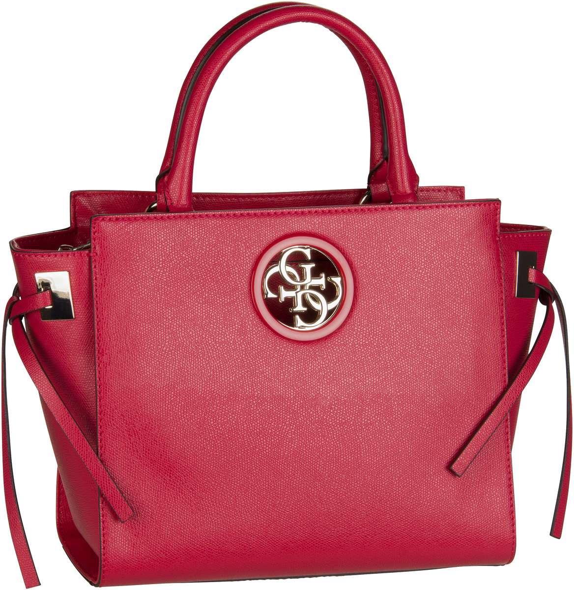 Handtasche Open Road Society Satchel CNY Red