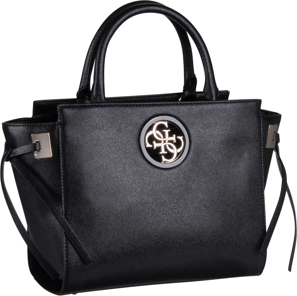 Handtasche Open Road Society Satchel Black