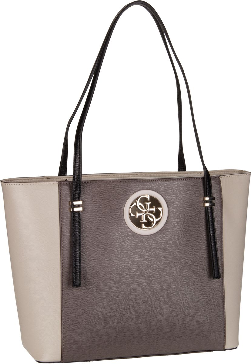 Handtasche Open Road Tote Taupe Multi
