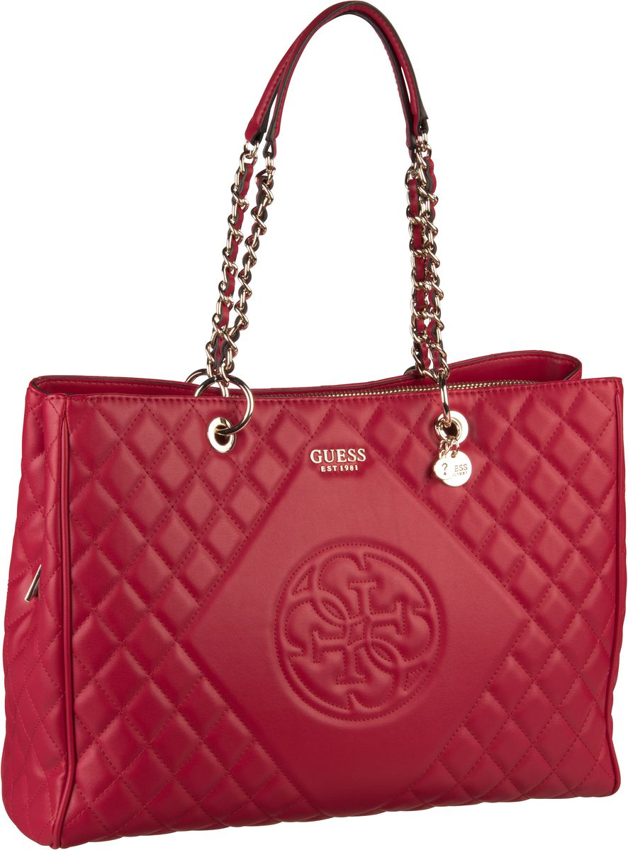 Handtasche Sweet Candy Large Carryall Red
