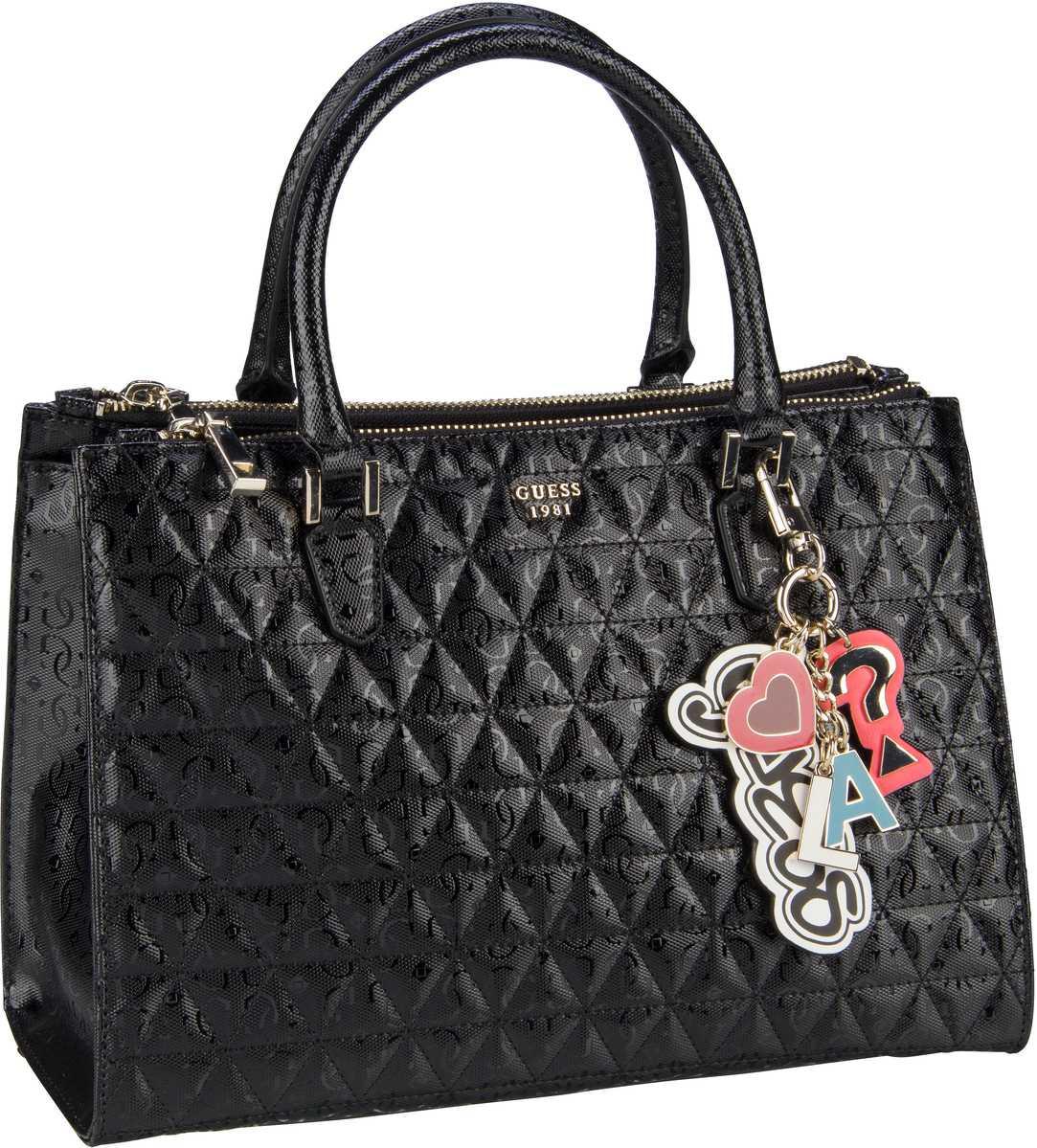 Handtasche Tabbi Status Satchel Black