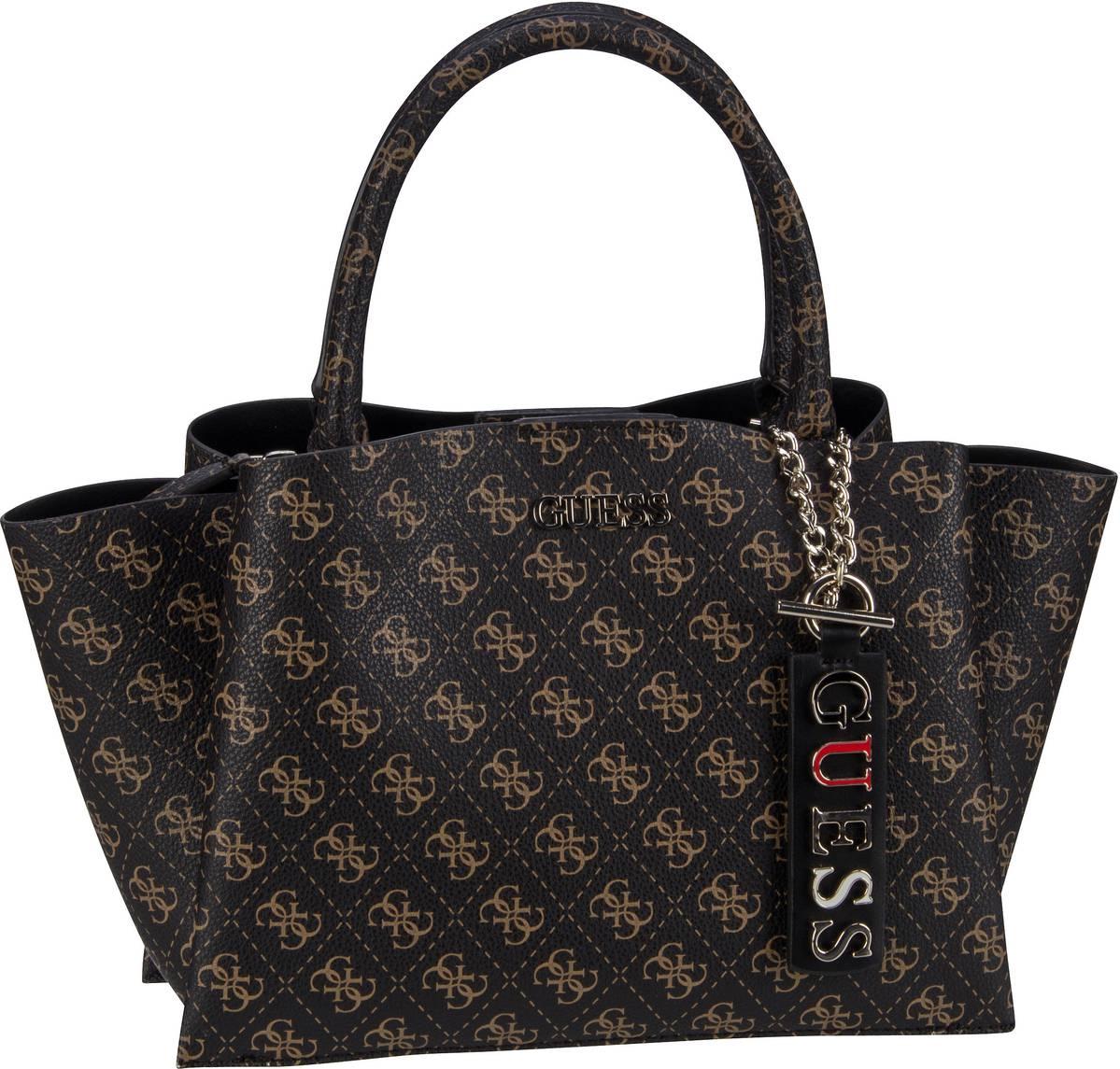 Handtasche Maci Girlfriend Satchel Brown
