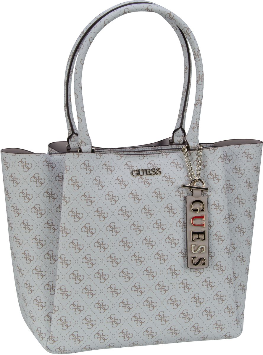 Handtasche Maci Carryall White
