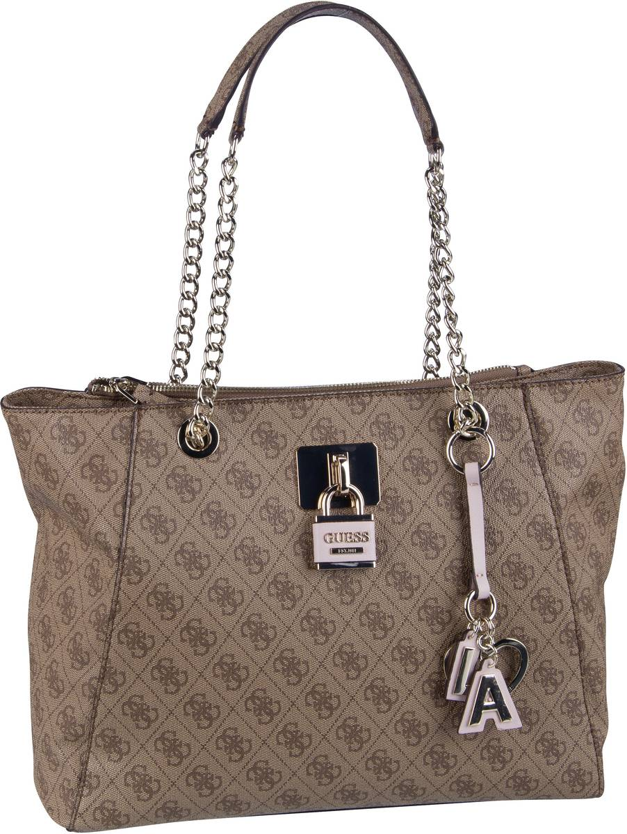 Handtasche Downtown Cool Tote Brown