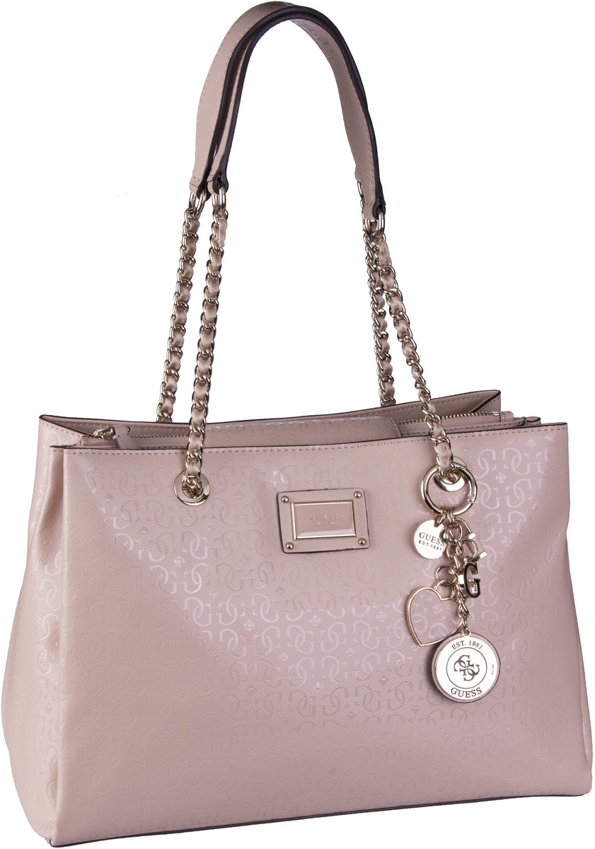 Handtasche Shannon Large Girlfriend Satchel Blush