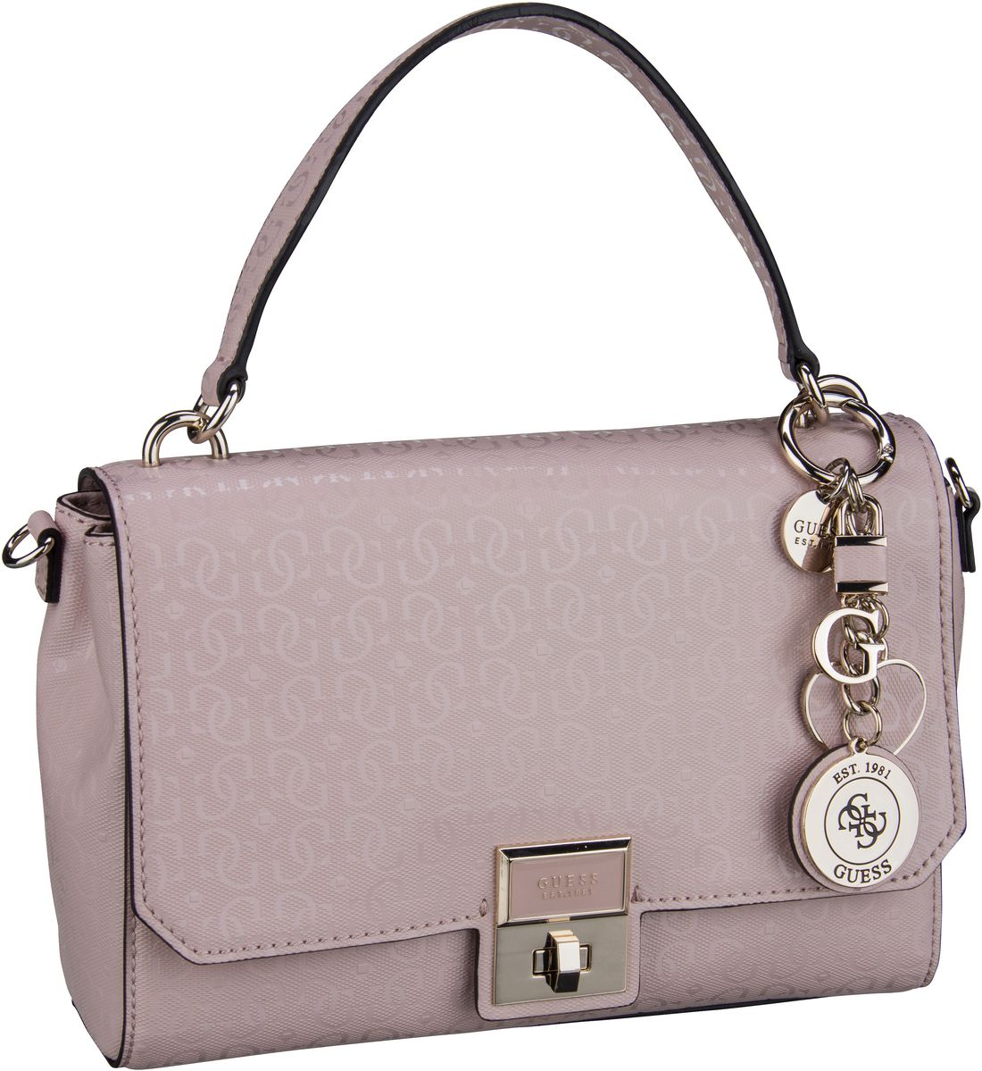 Handtasche Shannon Top Handle Flap Blush