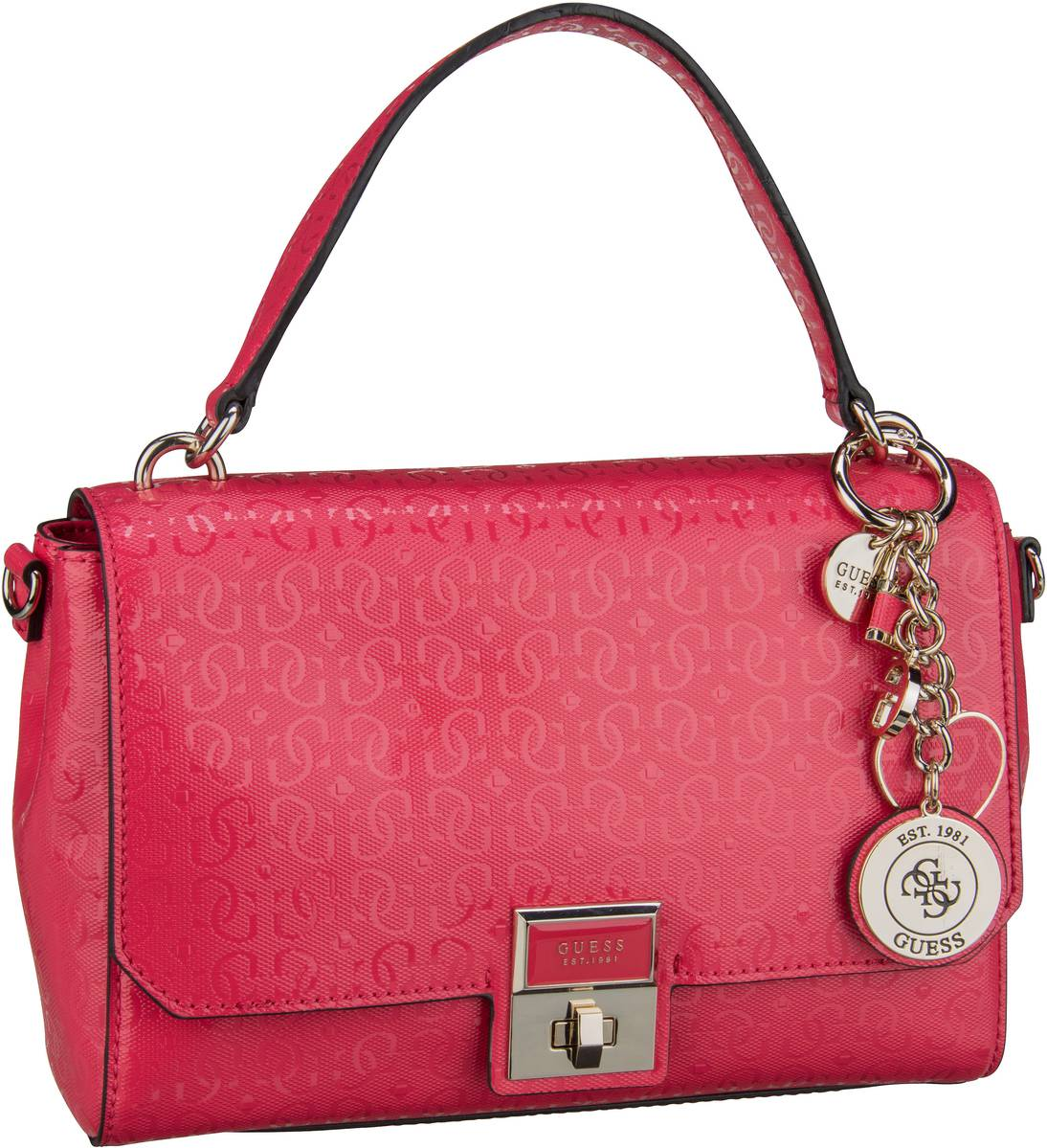 Handtasche Shannon Top Handle Flap Coral