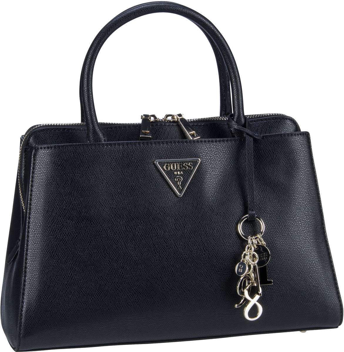 Handtasche Maddy Girlfriend Satchel Black