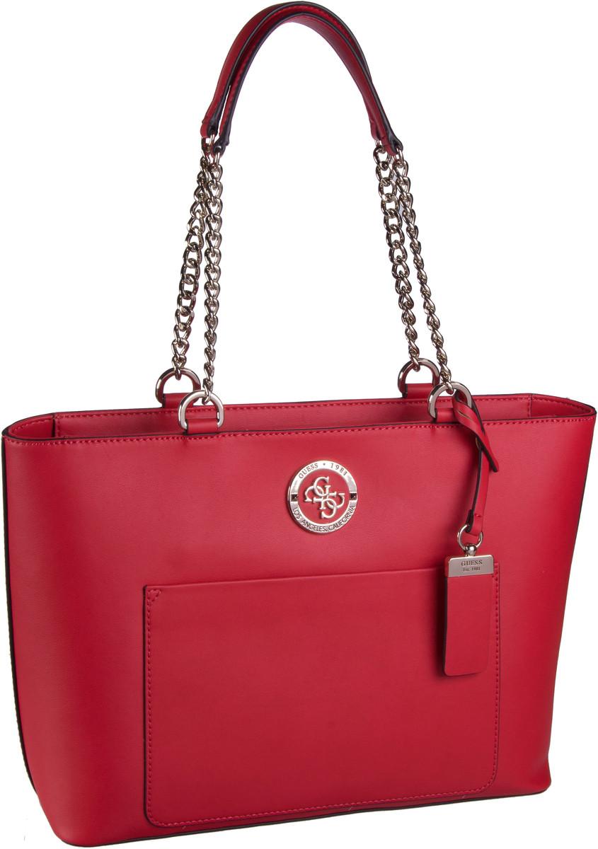 Handtasche Landon Tote Red