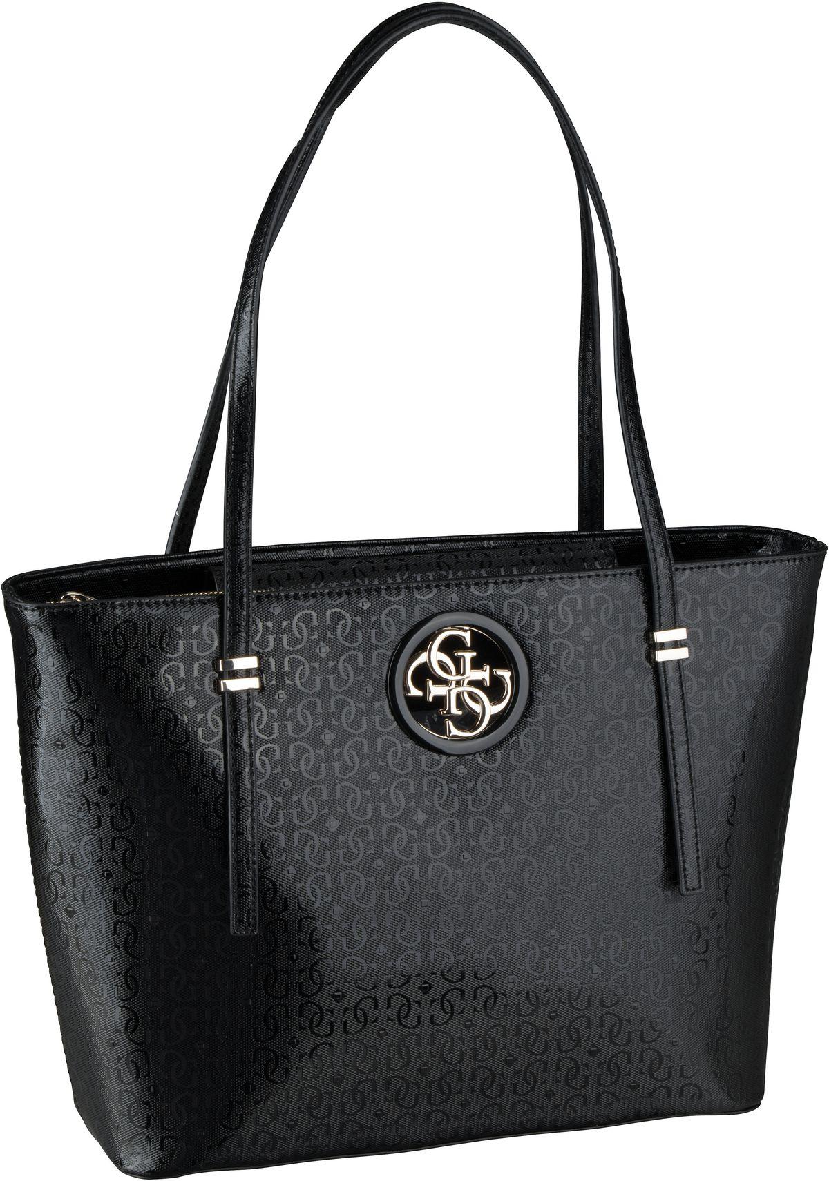 Handtasche Open Road Tote GS Black