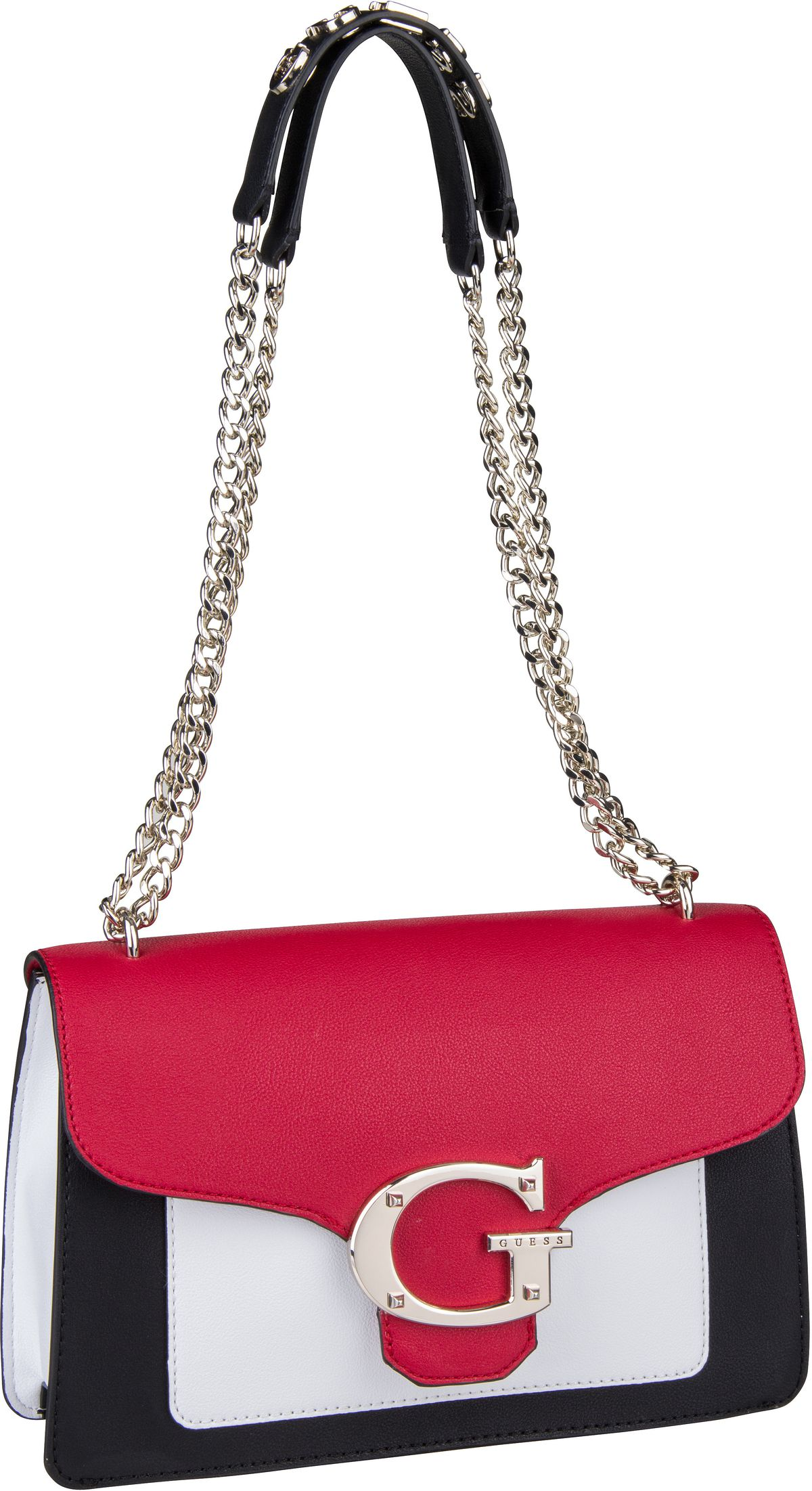 Handtasche Camila Convertible XBody Flap Red Multi