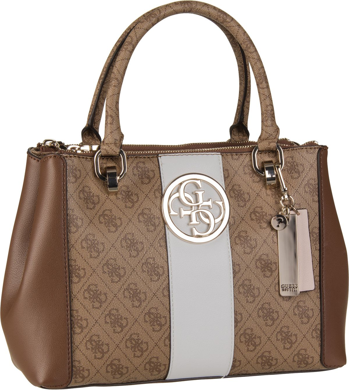 Handtasche Bluebelle Status Satchel Brown