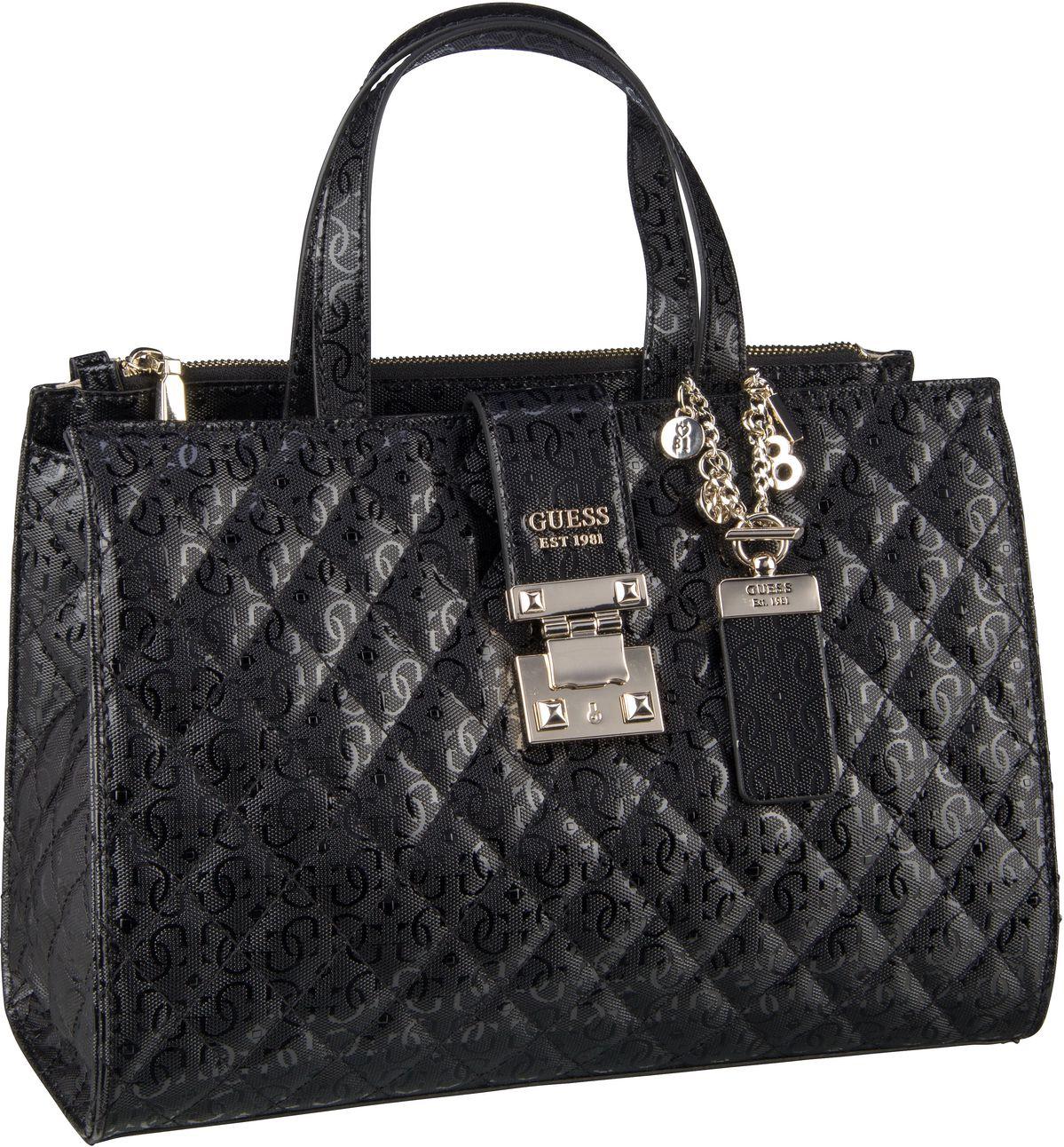 Handtasche Tiggy Society Satchel Black