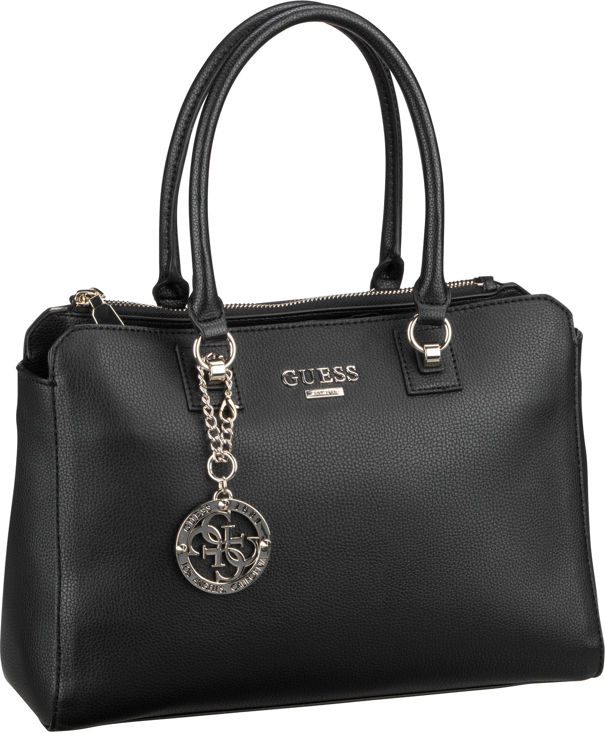 Handtasche Alma Society Satchel Black