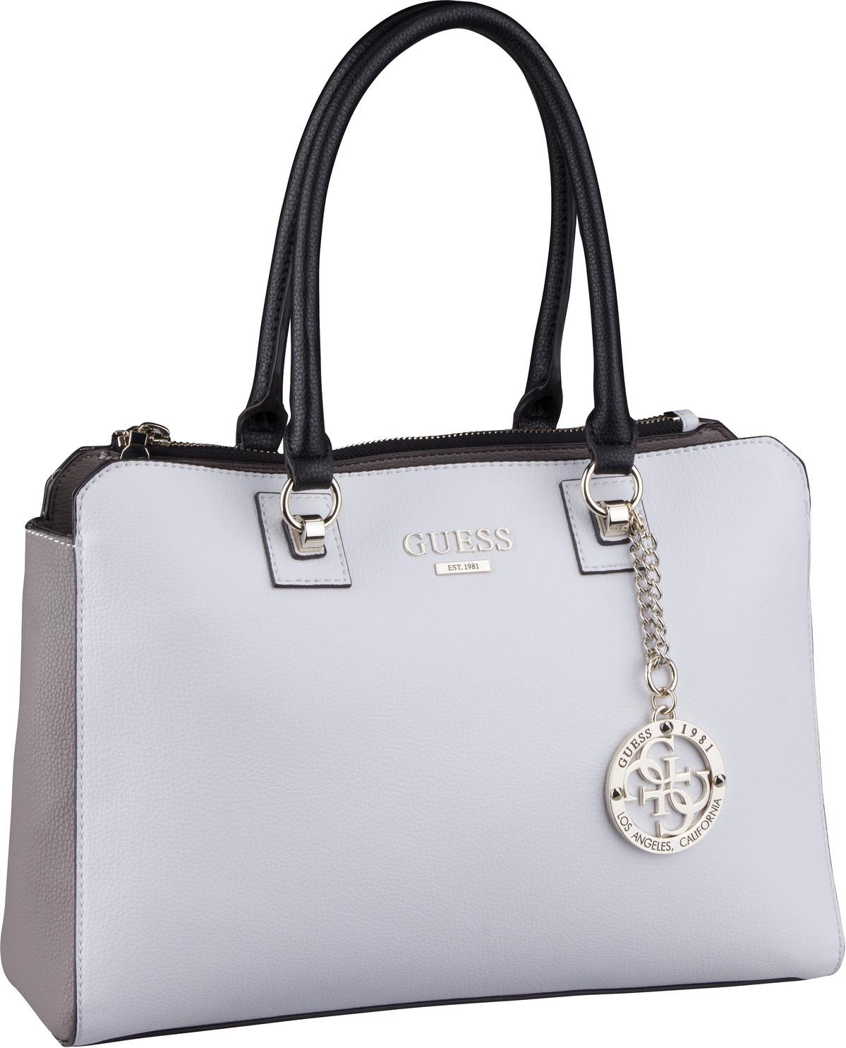Handtasche Alma Society Satchel White Multi