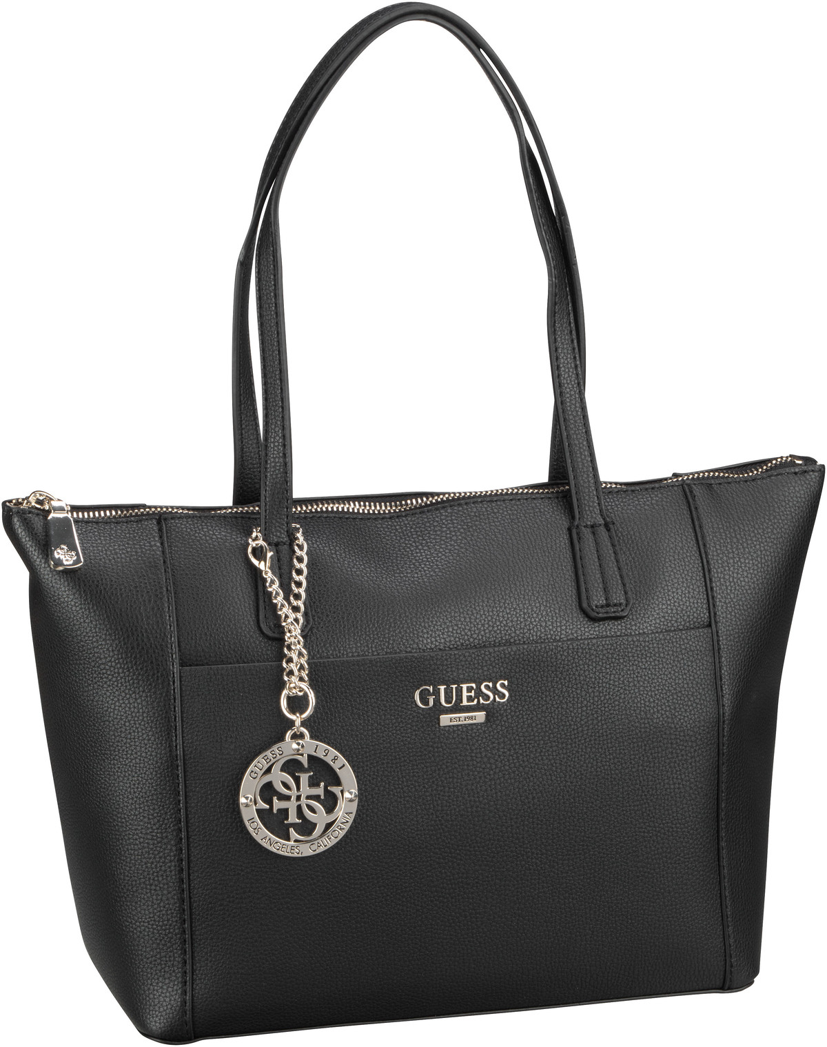 Handtasche Alma Tote Black