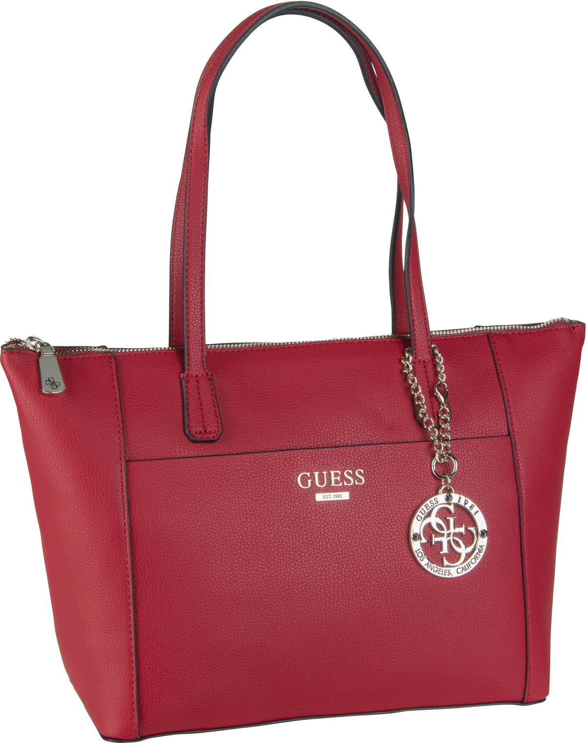 Handtasche Alma Tote Red