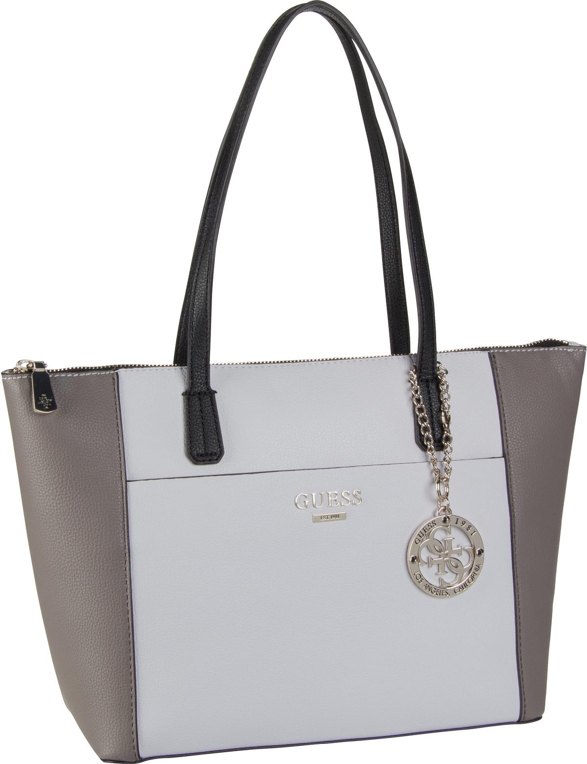 Handtasche Alma Tote White Multi