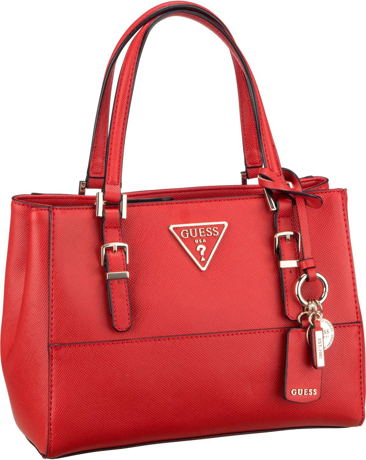 Handtasche Carys Satchel Red
