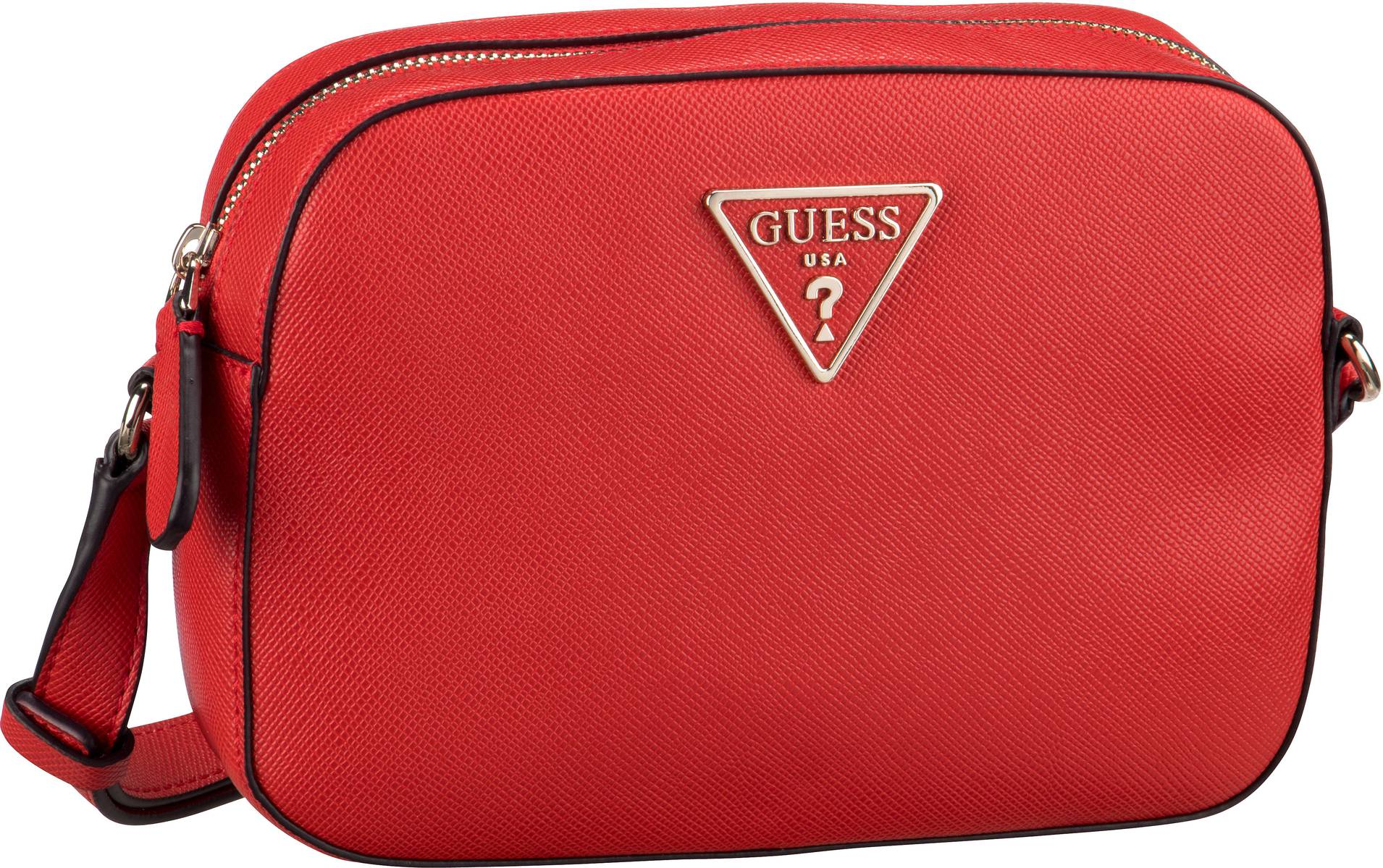 Umhängetasche Carys Crossbody Top Zip Red