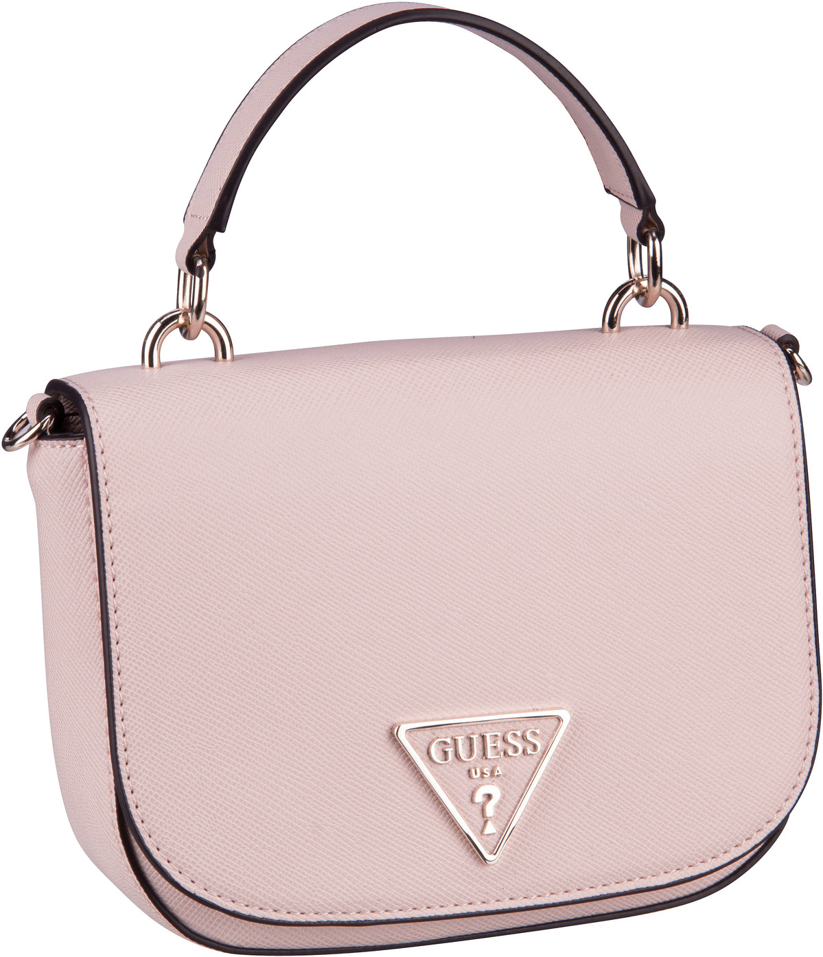 Handtasche Carys Mini Top Handle Flap Blush