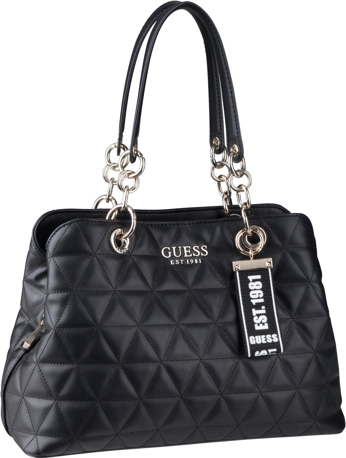 Handtasche Laiken Girlfriend Satchel Black