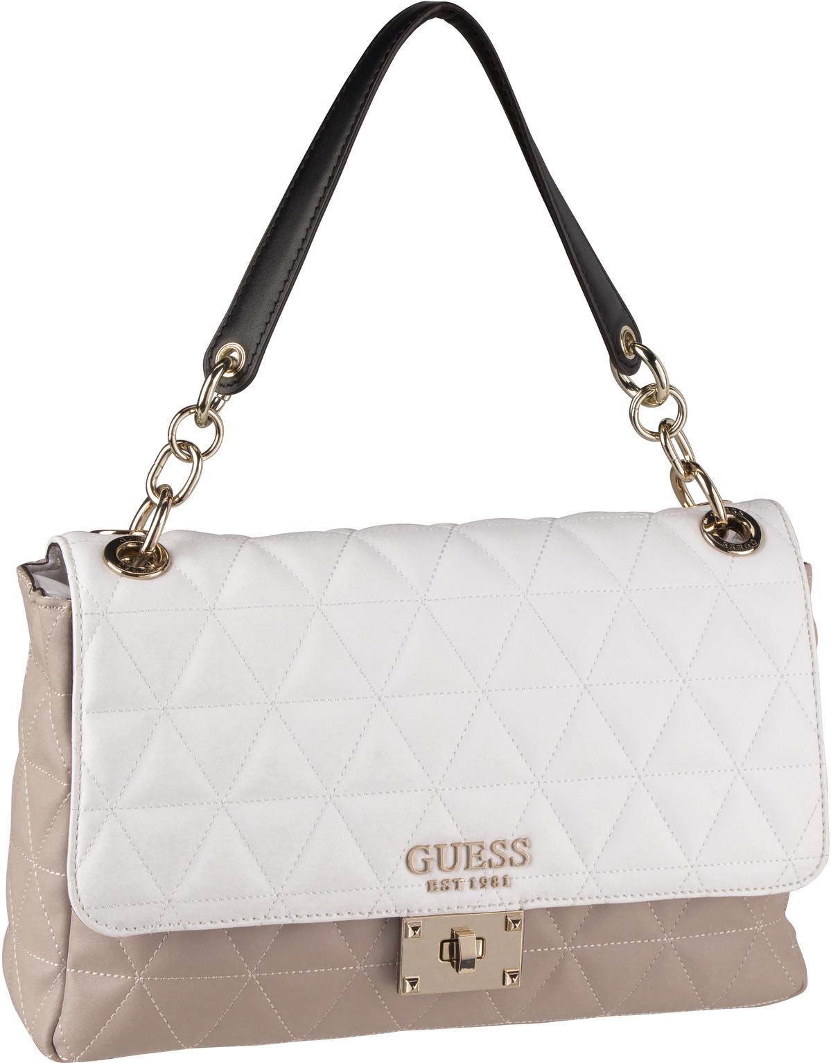 Handtasche Laiken Shoulderbag White Multi