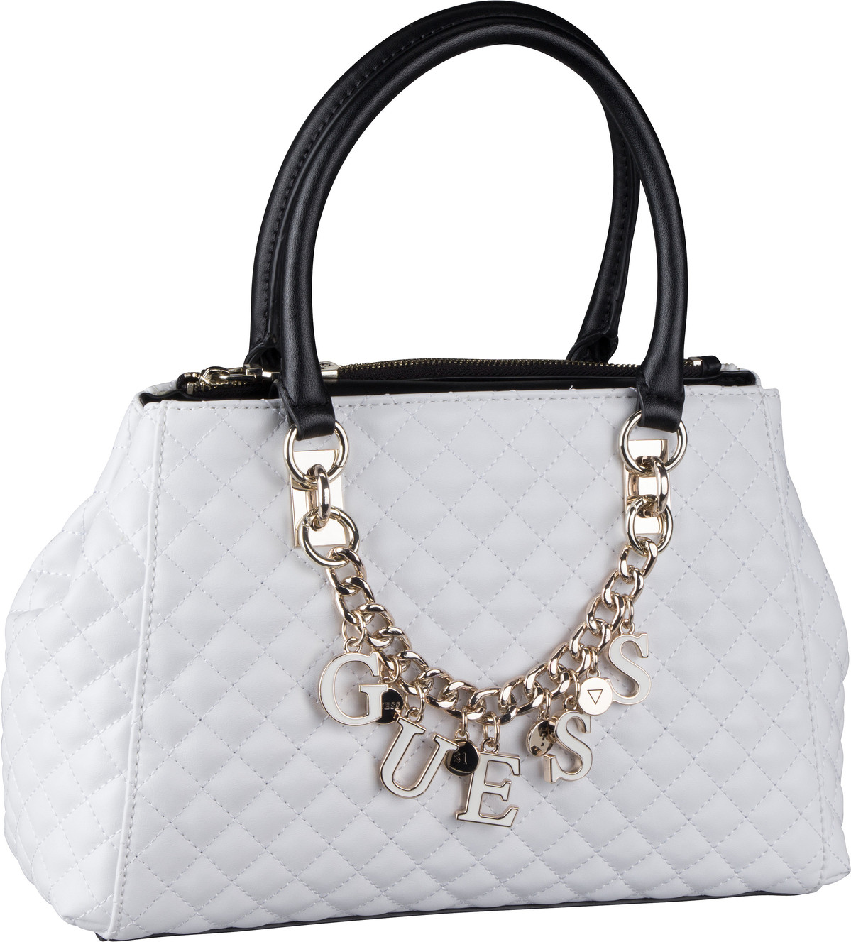 Handtasche Passion Status Satchel White Multi