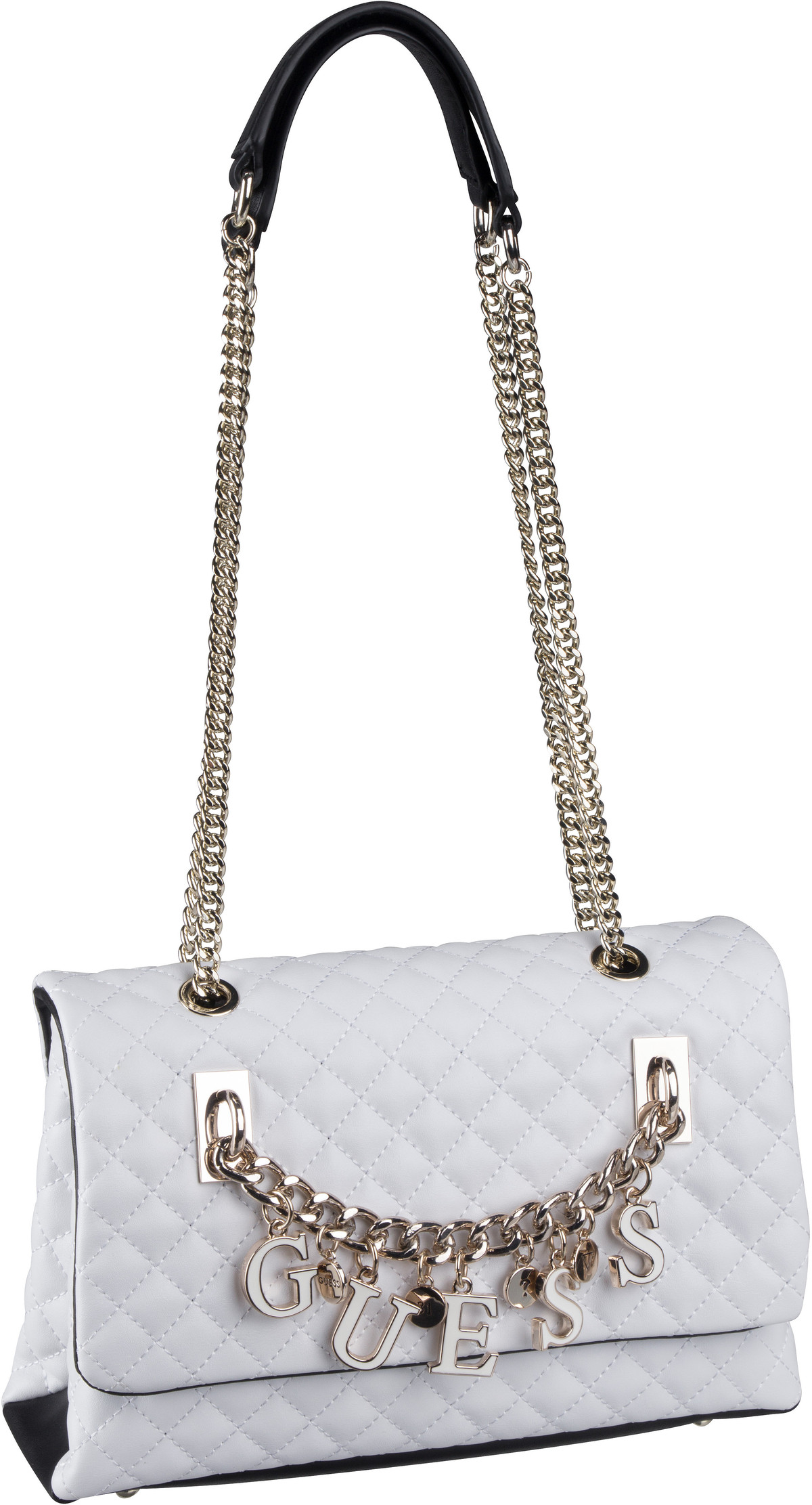 Handtasche Passion Convertible XBody Flap White Multi