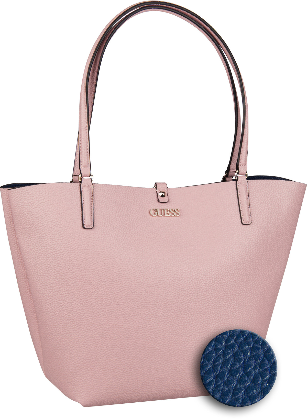Shopper Alby Toggle Tote Blush (innen: Blau)