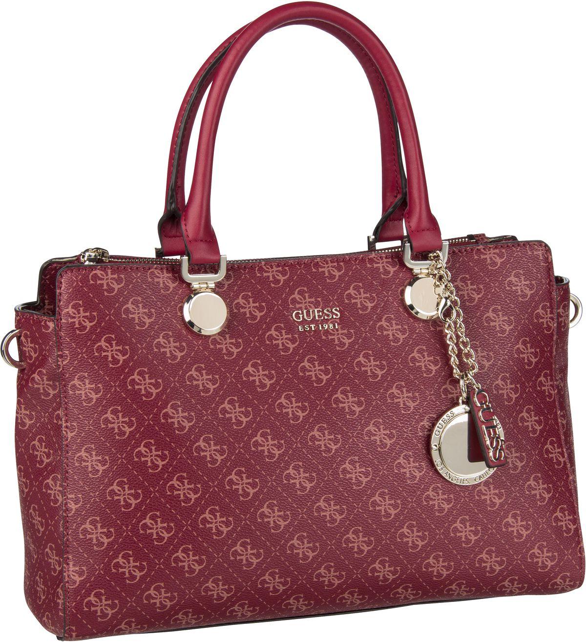 Handtasche Aline Society Satchel Merlot