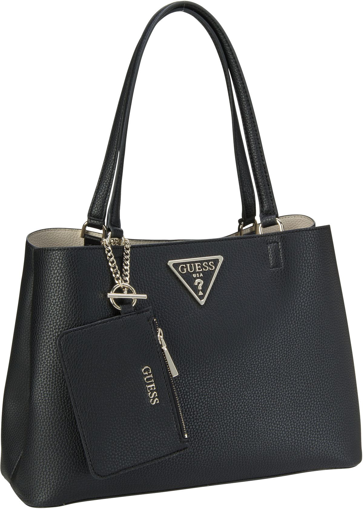 Shopper Aretha Girlfriend Carryall Black