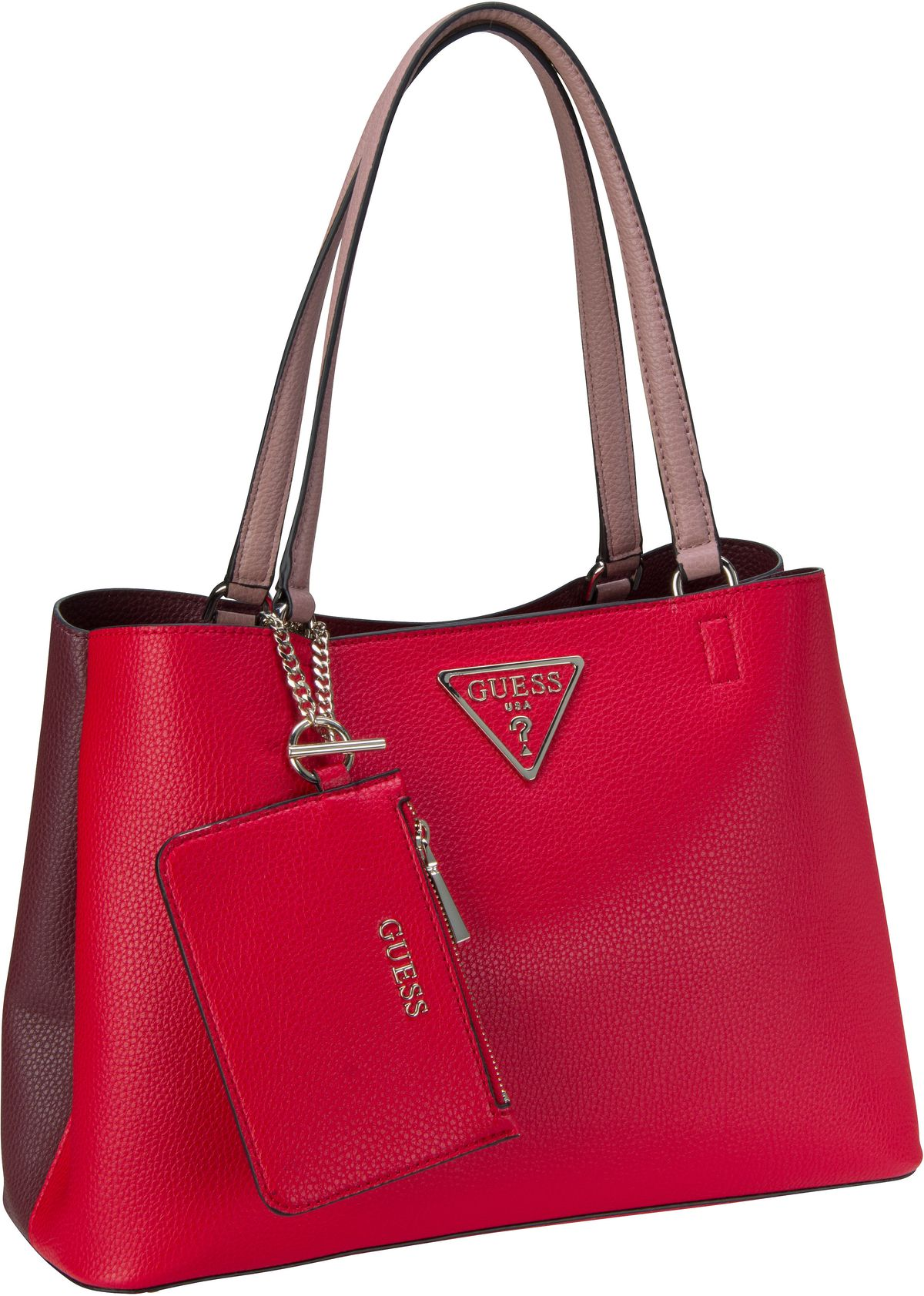 Shopper Aretha Girlfriend Carryall Lipstick Multi