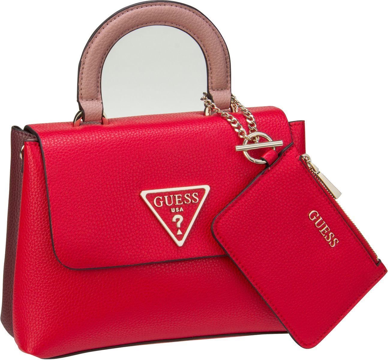 Handtasche Aretha Top Handle Flap Lipstick Multi