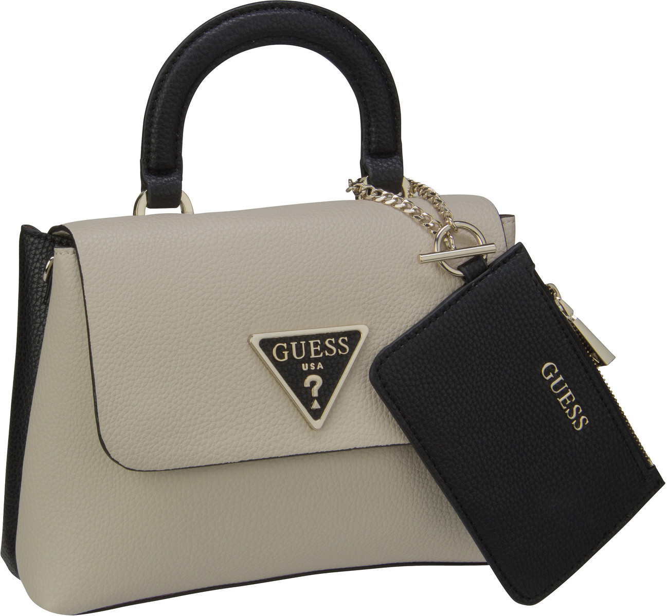 Handtasche Aretha Top Handle Flap Stone Multi